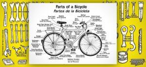 Build A Bike (1 of 8) @ West Town Bikes Workshop